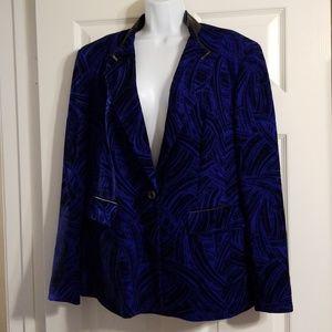 Nygard Velvet Jacket